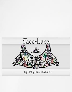 Facelace Украшение для лица ограниченной серии Face Lace Stained Glassto. Цвет: stained glassto