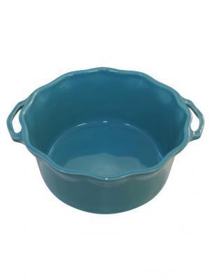 Форма для суфле 21 см 2,2л Appolia. Цвет: лазурный