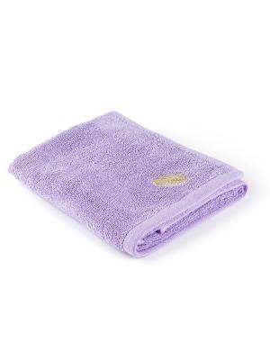 Полотенце для ванной 50х70 см Fairytale Moroshka. Цвет: фиолетовый