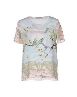 Блузка PICCIONE•PICCIONE. Цвет: сиреневый