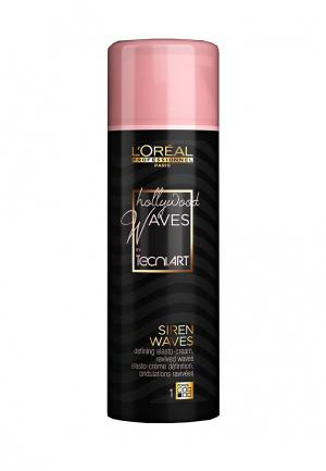 Крем для волос LOreal Professional L'Oreal. Цвет: черный