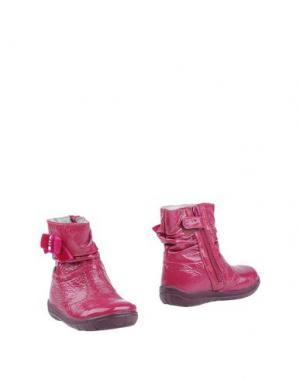 Полусапоги и высокие ботинки FALCOTTO by NATURINO. Цвет: пурпурный