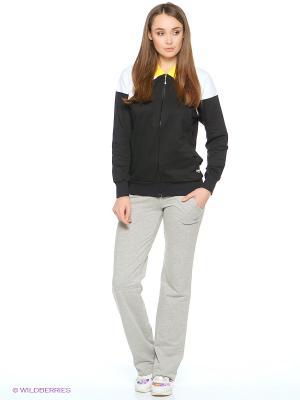 Куртка Grishko. Цвет: белый, черный