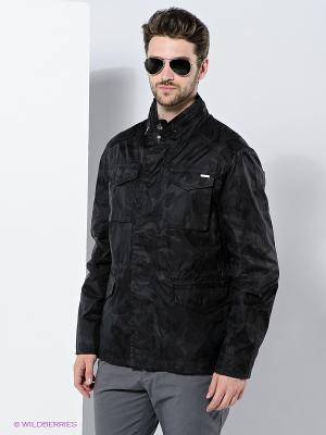 Куртка MC NEAL. Цвет: черный, темно-серый