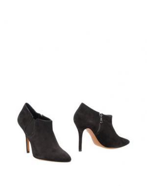 Ботинки LAURÈN. Цвет: темно-коричневый