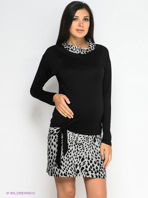 Платье Mamita. Цвет: черный, серый