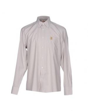 Pубашка MURPHY & NYE. Цвет: светло-серый