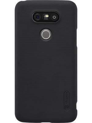 Накладка для LG G5 Nillkin. Цвет: черный