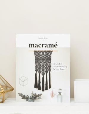 Books Книга о технике макраме Book of Macrame. Цвет: мульти
