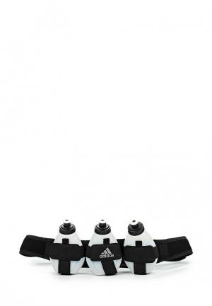 Сумка спортивная adidas Performance. Цвет: черный
