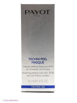 Разглаживающая маска-скраб 50 мл Techni Liss PAYOT. Цвет: прозрачный