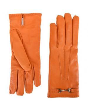 Перчатки 8. Цвет: оранжевый