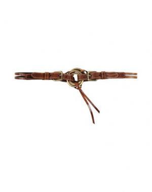 Ремень DONDUP. Цвет: коричневый