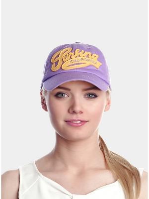 Бейсболка Canoe. Цвет: фиолетовый
