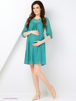 Гипюровое платье для беременных Nuova Vita