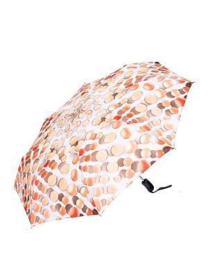 Зонт Stilla s.r.l.. Цвет: белый, оранжевый