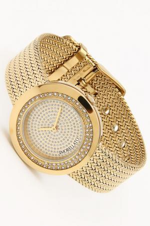 Часы наручные Morellato. Цвет: желтый