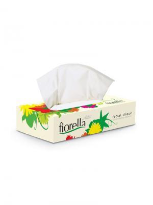 Косметические салфетки Fiorella (100 листов) Aster. Цвет: белый
