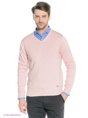 Пуловер Mezaguz. Цвет: розовый