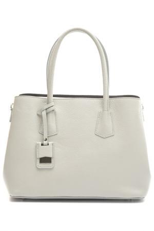 Bag ANNA LUCHINI. Цвет: grey