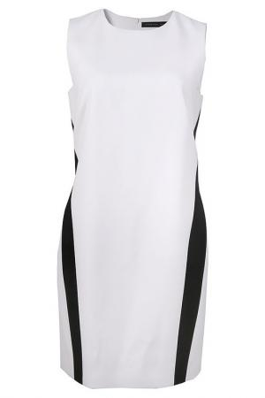 Универсальное платье без рукавов Barbara Bui. Цвет: белый