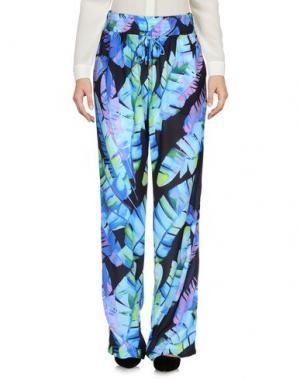 Повседневные брюки TENAX. Цвет: синий