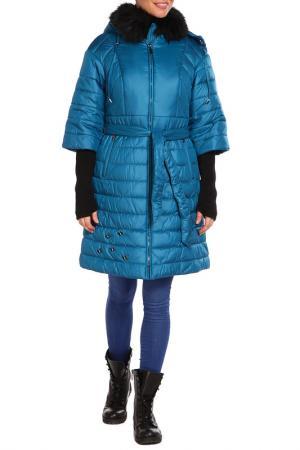Куртка утепленная Престиж-Р. Цвет: голубой, сапфир