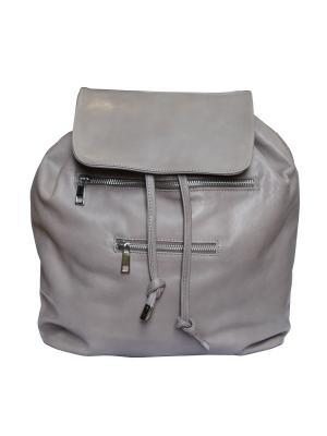 Рюкзак Becato. Цвет: бежевый