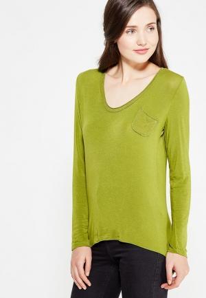Лонгслив Perfect J. Цвет: зеленый