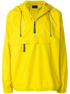 Куртка JIWAY Diesel Black Gold. Цвет: жёлтый и оранжевый