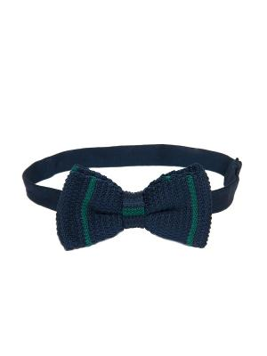 Галстук-бабочка Churchill accessories. Цвет: темно-синий, синий, зеленый, хаки, оливковый