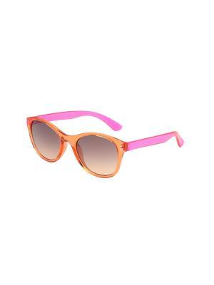 Солнцезащитные очки Stella McCartney. Цвет: оранжевый