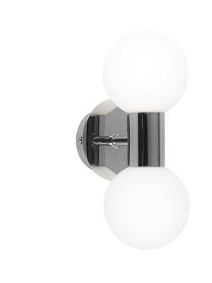 Светильник для ванной комнаты Globo.. Цвет: серебристый