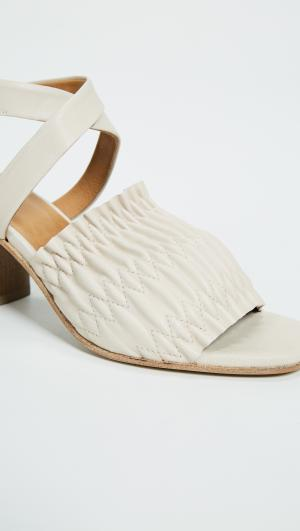 Block Heel Sandals Coclico Shoes