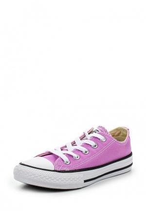 Кеды Converse. Цвет: фиолетовый