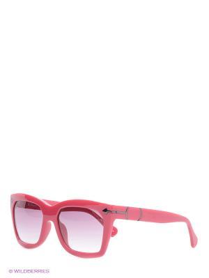 Солнцезащитные очки Opposit. Цвет: розовый