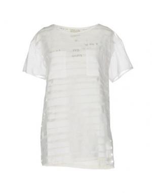 Блузка ALYSI. Цвет: белый