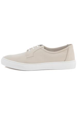 Gumshoes PAOLA FERRI. Цвет: beige
