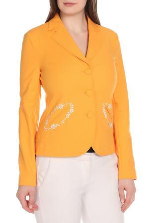 Жакет Love Moschino. Цвет: orange