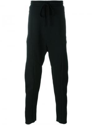 Спортивные брюки Lost & Found Ria Dunn. Цвет: чёрный