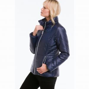 Куртка ELLOS. Цвет: темно-синий