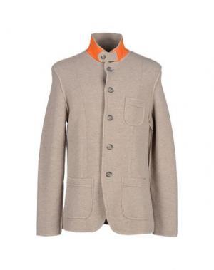 Куртка BECOME. Цвет: бежевый