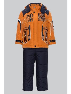 Комплект одежды Bilemi. Цвет: коричневый