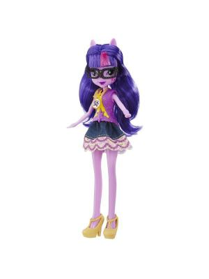Кукла летний лагерь Hasbro. Цвет: фиолетовый