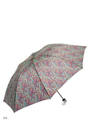 Зонт Modis. Цвет: бирюзовый, хаки, бордовый