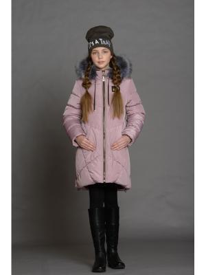 Пальто Stillini. Цвет: розовый