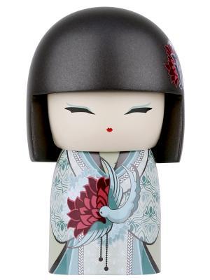 Кукла-талисман Азуми (Доброжелательность) Kimmidoll. Цвет: бирюзовый