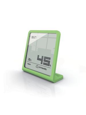 Selina hygrometer lime Stadler Form. Цвет: светло-зеленый