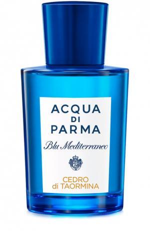 Туалетная вода Cedro di Taormina Acqua Parma. Цвет: бесцветный