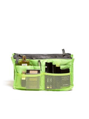 Органайзер для сумки, зеленый Homsu. Цвет: зеленый